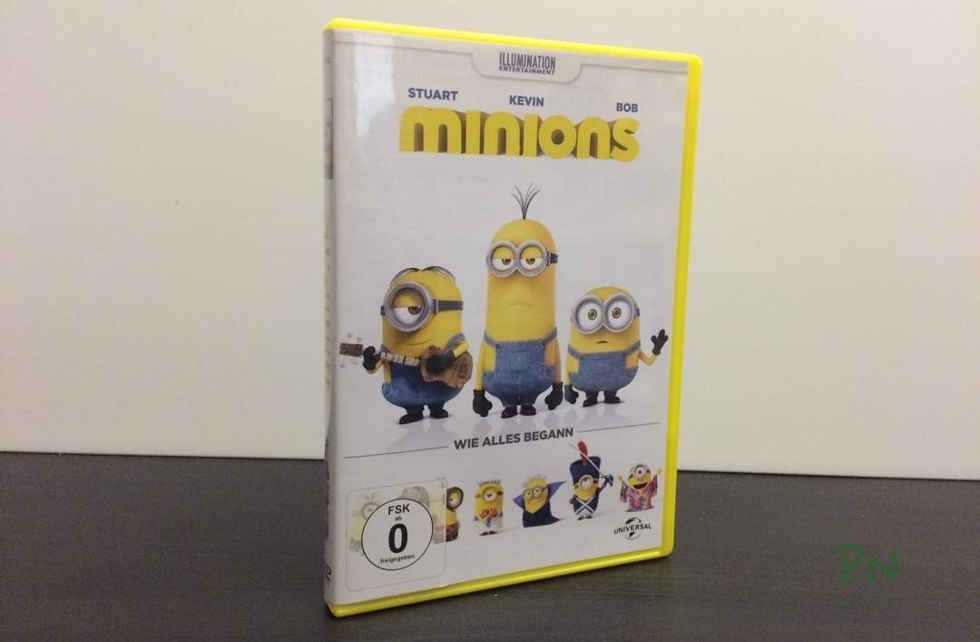 Minions – wie alles begann DVD FIlm
