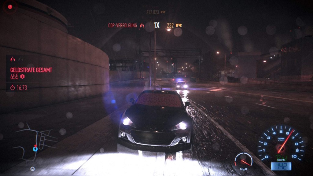 Need for Speed - Flucht vor der Polizei