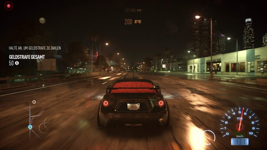 Need for Speed - Geisterstadt