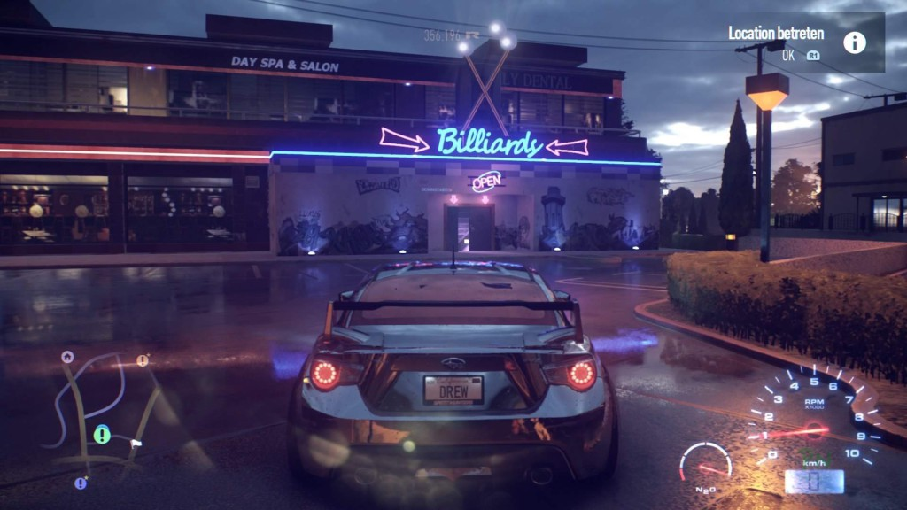 Need for Speed - Man trifft sich in der Bar
