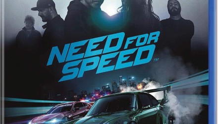 Need for Speed - NfS Cover