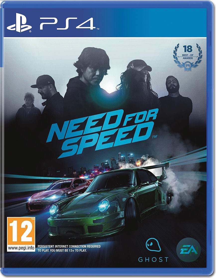 Need for Speed – NfS Cover