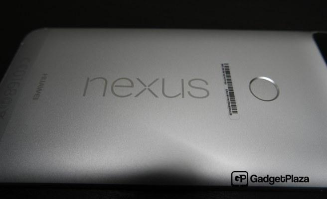 Google Nexus 6P von Huaweii