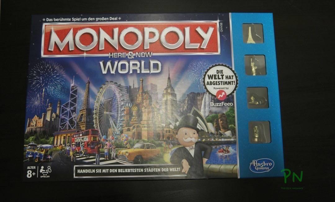 Monopoly Welt ein Testbericht