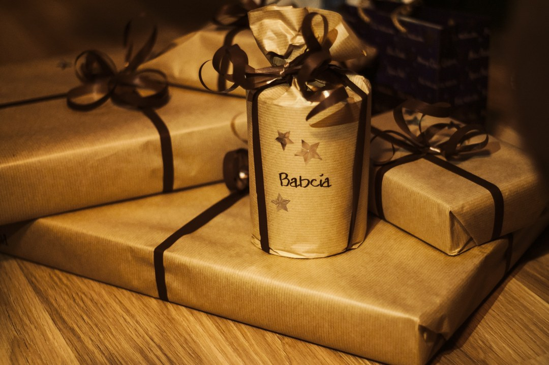 Pokipsie verschenkt zu Weihnachten