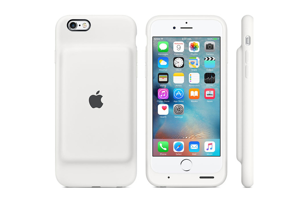 Smart Battery Case - Bildquelle: Apple