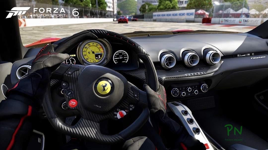 Forza Motorsport 6 ein Testbericht