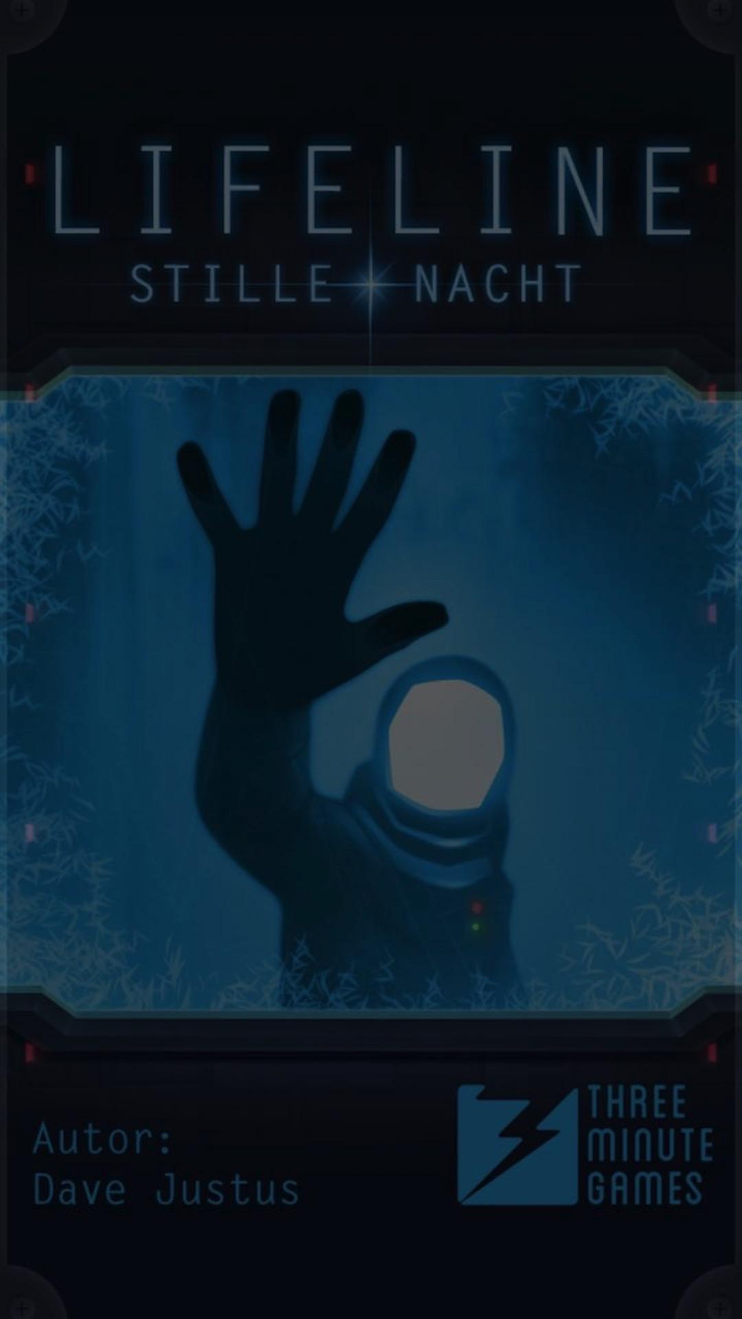 Lifeline Stille Nacht