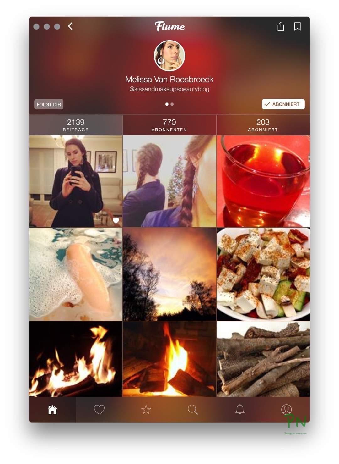 Flume - Die Instagram App für den Mac