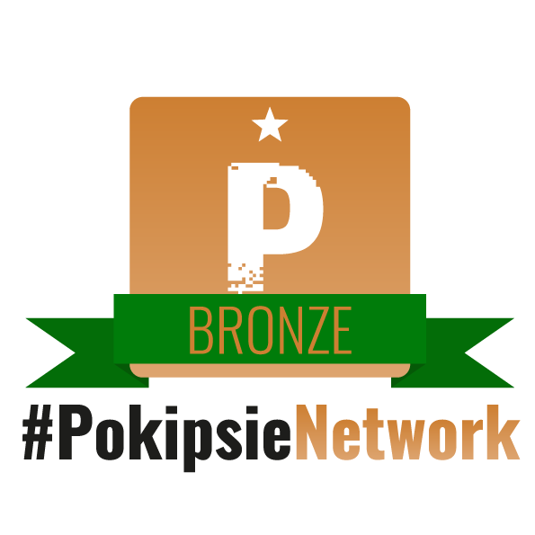 Pokipsie Network - Bronze Auszeichnung
