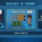 Auswahl des Teams