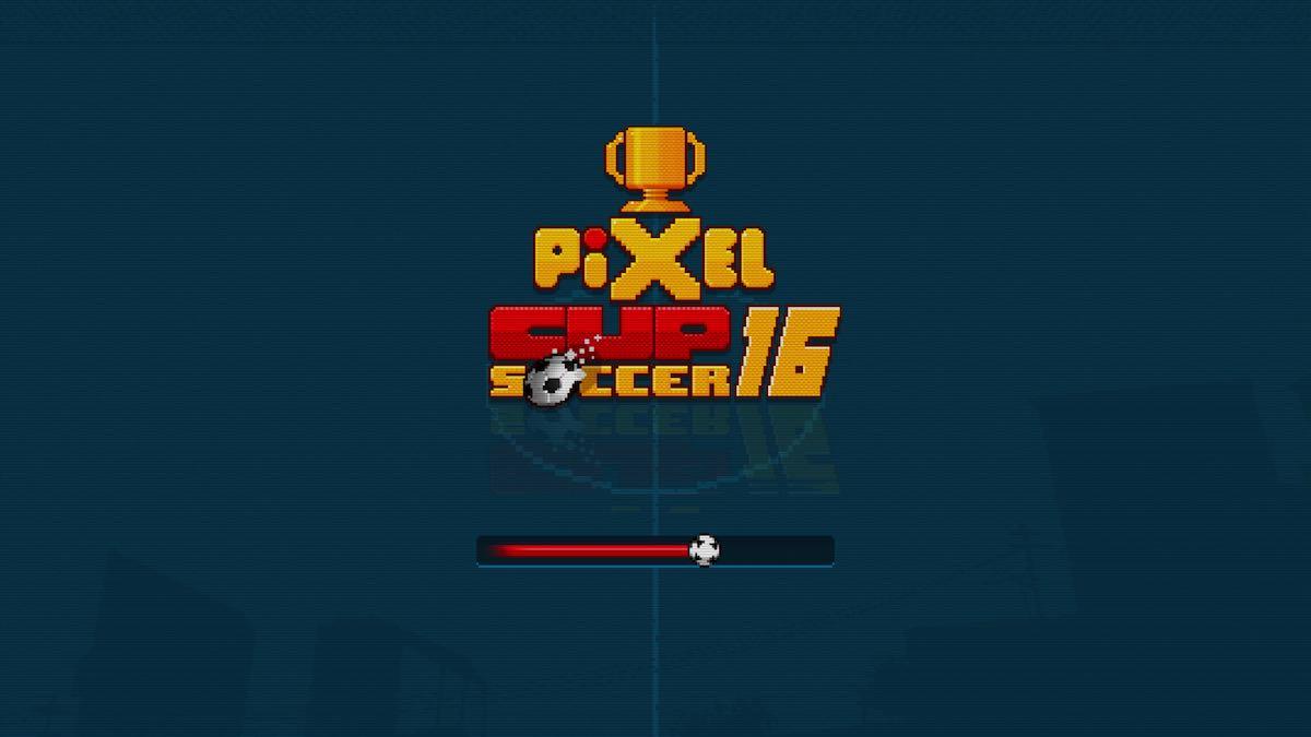 2016/33 Pixel Cup Soccer 16