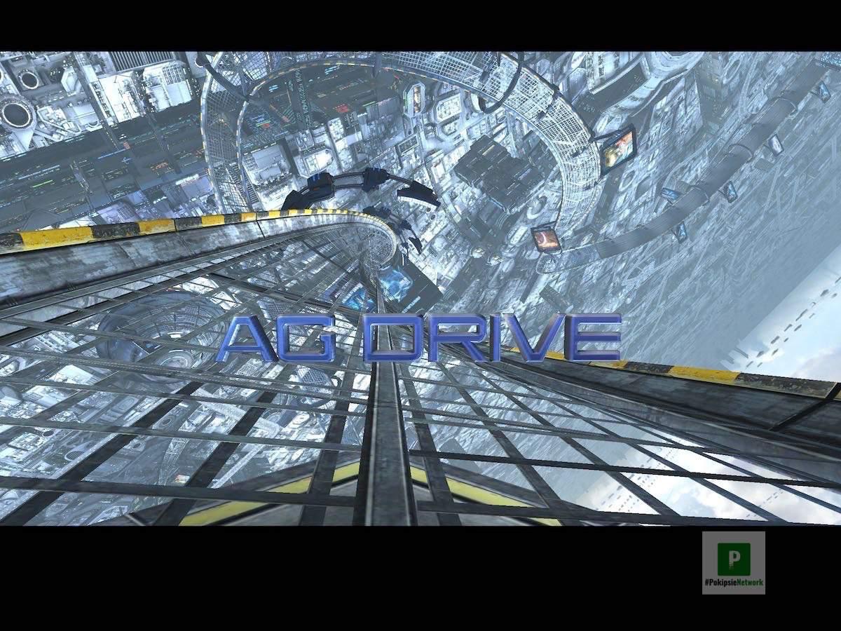 AG Drive Testbericht
