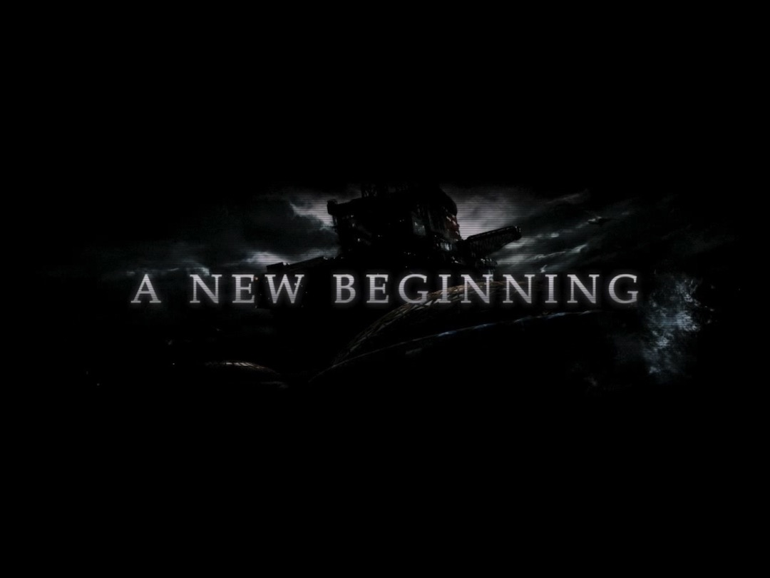 A New Beginning (iPad)