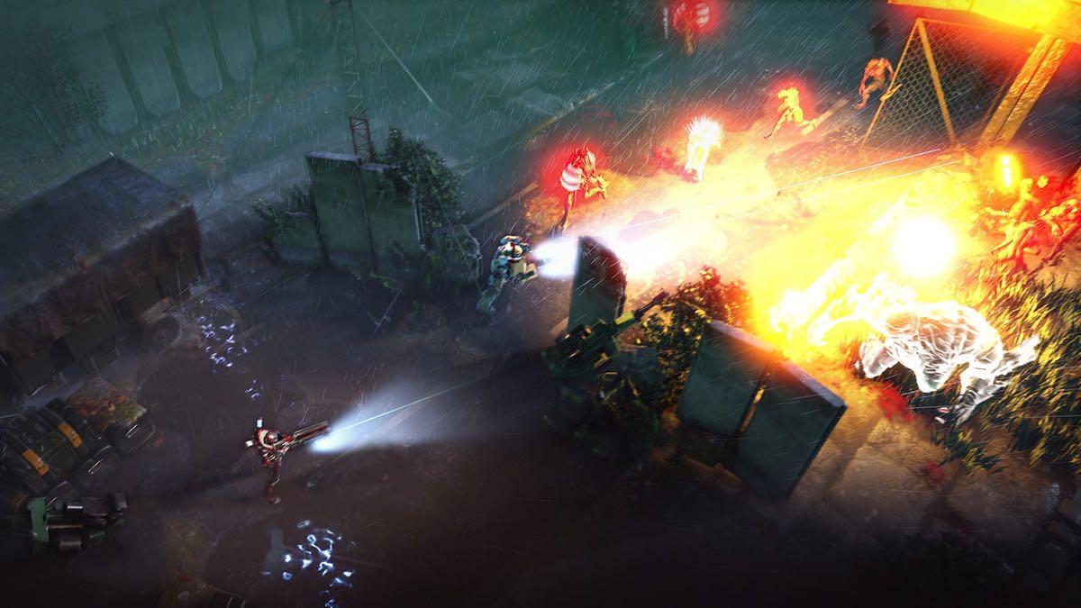 Aliennation (PS4)