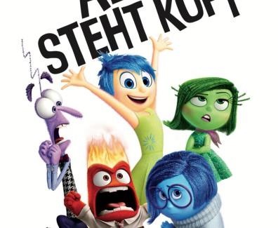 Alles steht Kopf – Disney Pixar