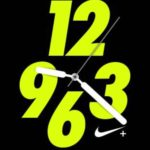 Apple Watch Serires 2 Nike+ Watchfaces 2