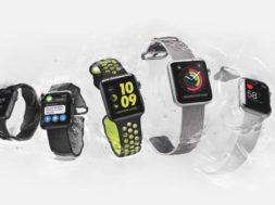Apple Watch Series 2 Vorstellung