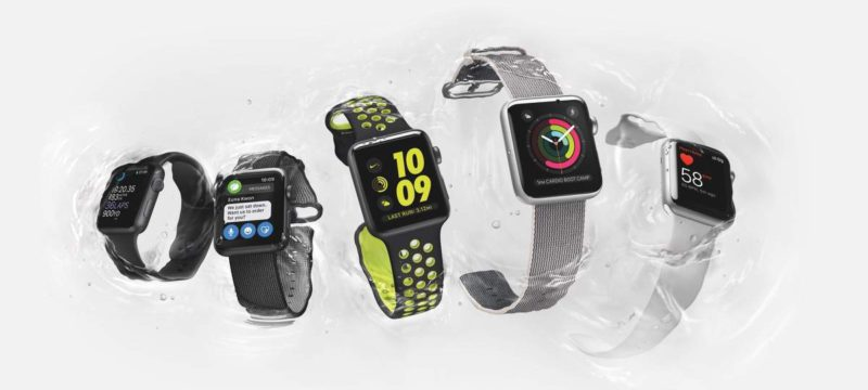 Apple Watch Series 2 Vorstellung