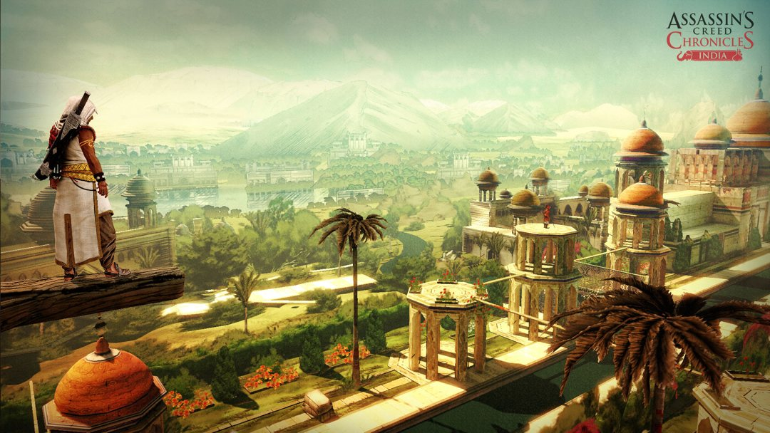 Assassin's Creed Chronicles - Bild 8 - Coole Graphik (India)