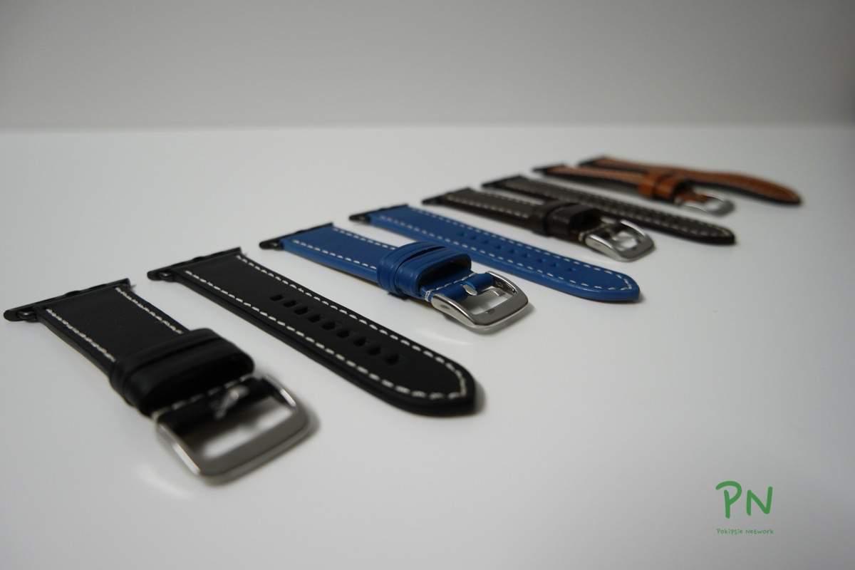 BandWerk Apple Watch Lederbänder