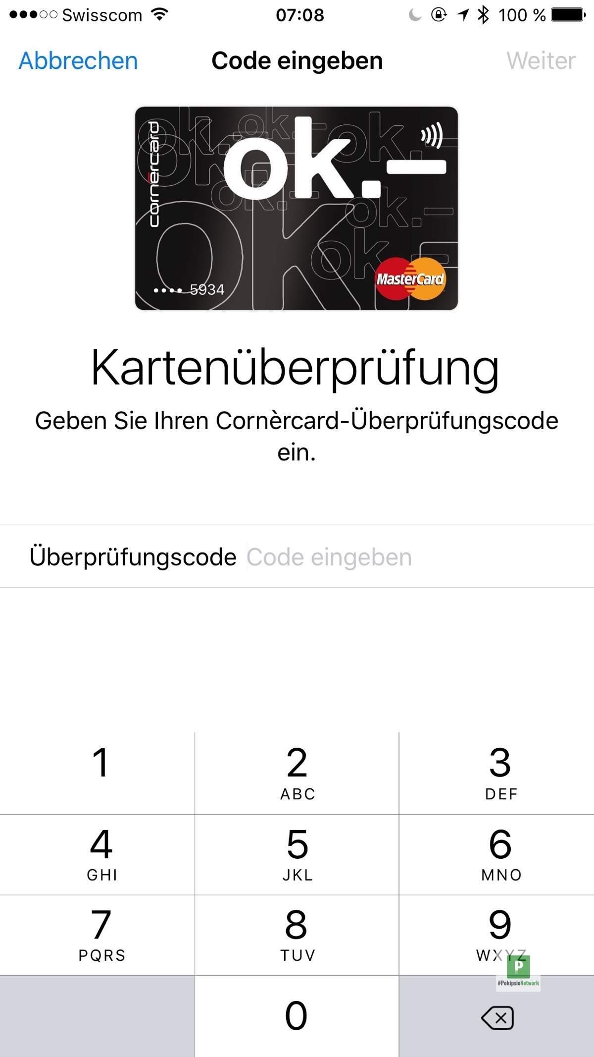 Bezahlen mit Apple Pay