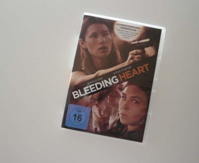 Bleeding Heart DVD Cover