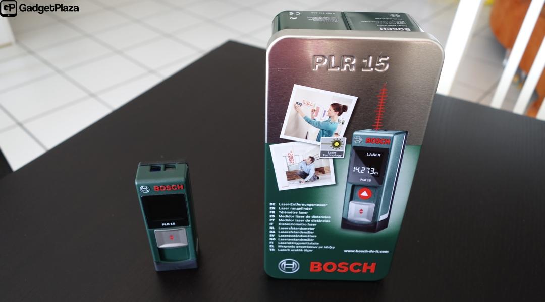 Digitaler Entfernungsmesser Bosch : Bosch plr testbericht digitale laser entfernungsmesser