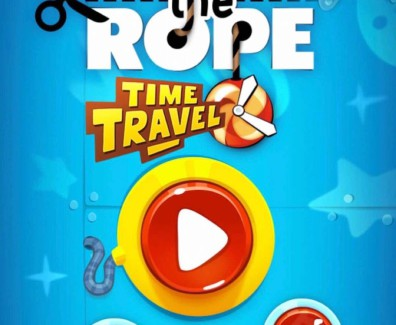 2016/15 Cut the Rope: Time Travel