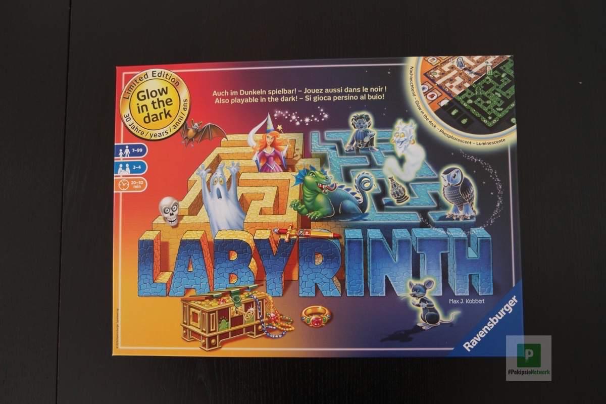 Die Labyrinth Schachtel