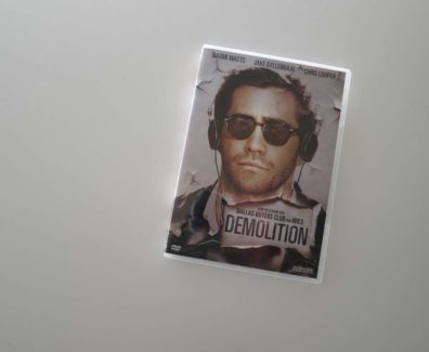 Demolition DVD Cover