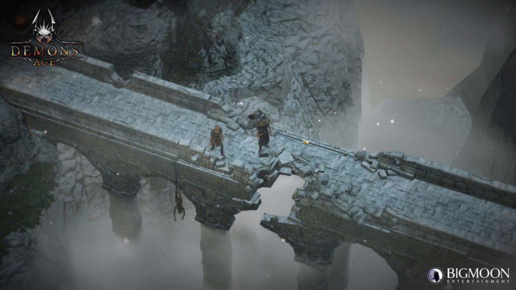 Verschneite Landschaften