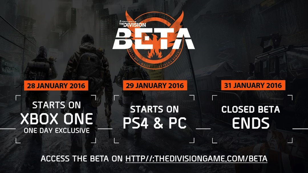 The Division - Beta Erfahrungen