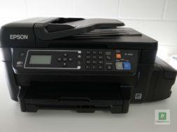 EcoTank ET-4550 Testbericht