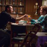 Bronson (Hugh Jackman), Eddie (Taron Egerton)