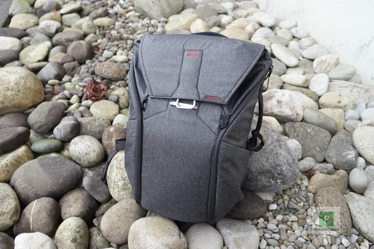 Everyday Backpack Testbericht