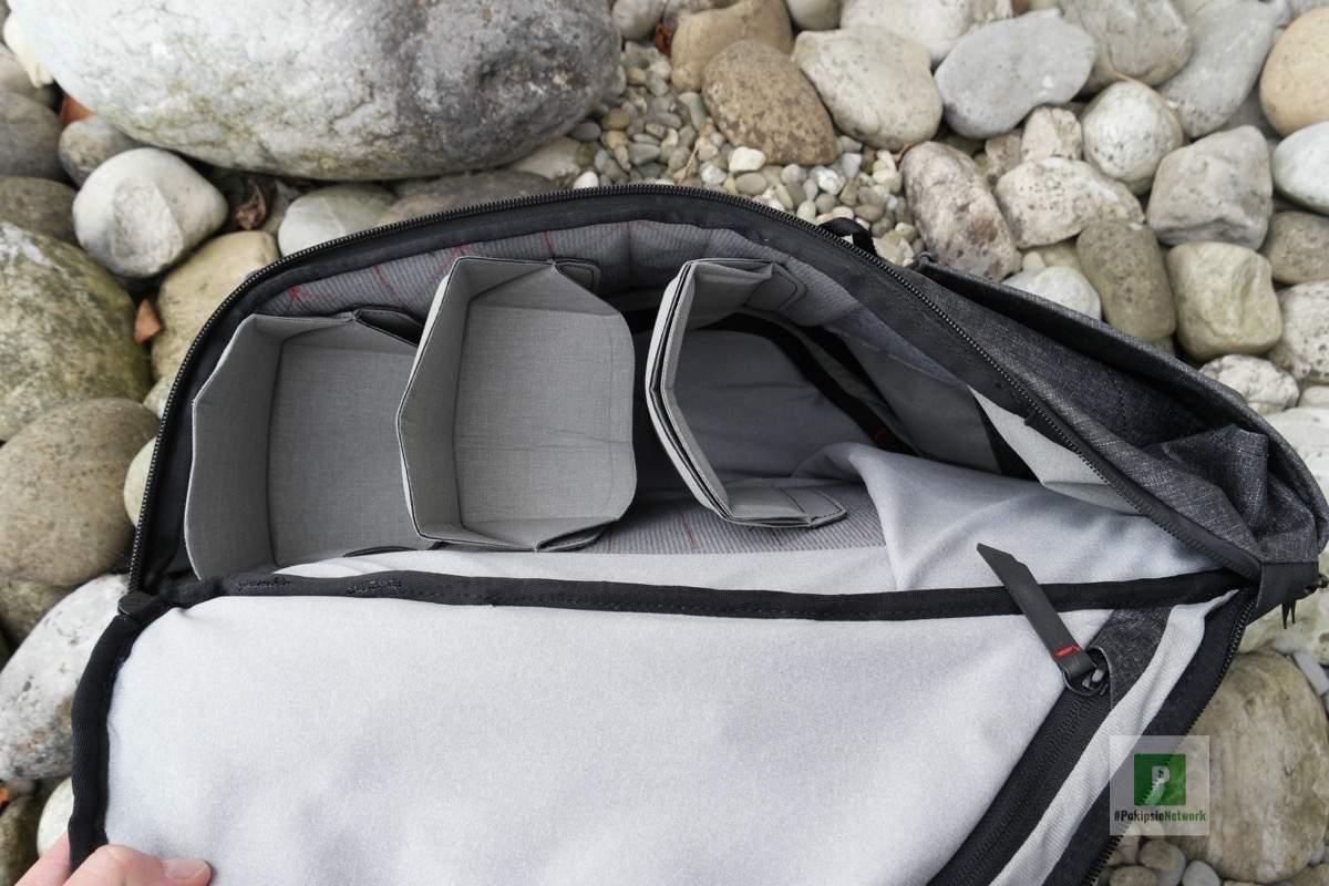 Flex-Fold-Trennstücken