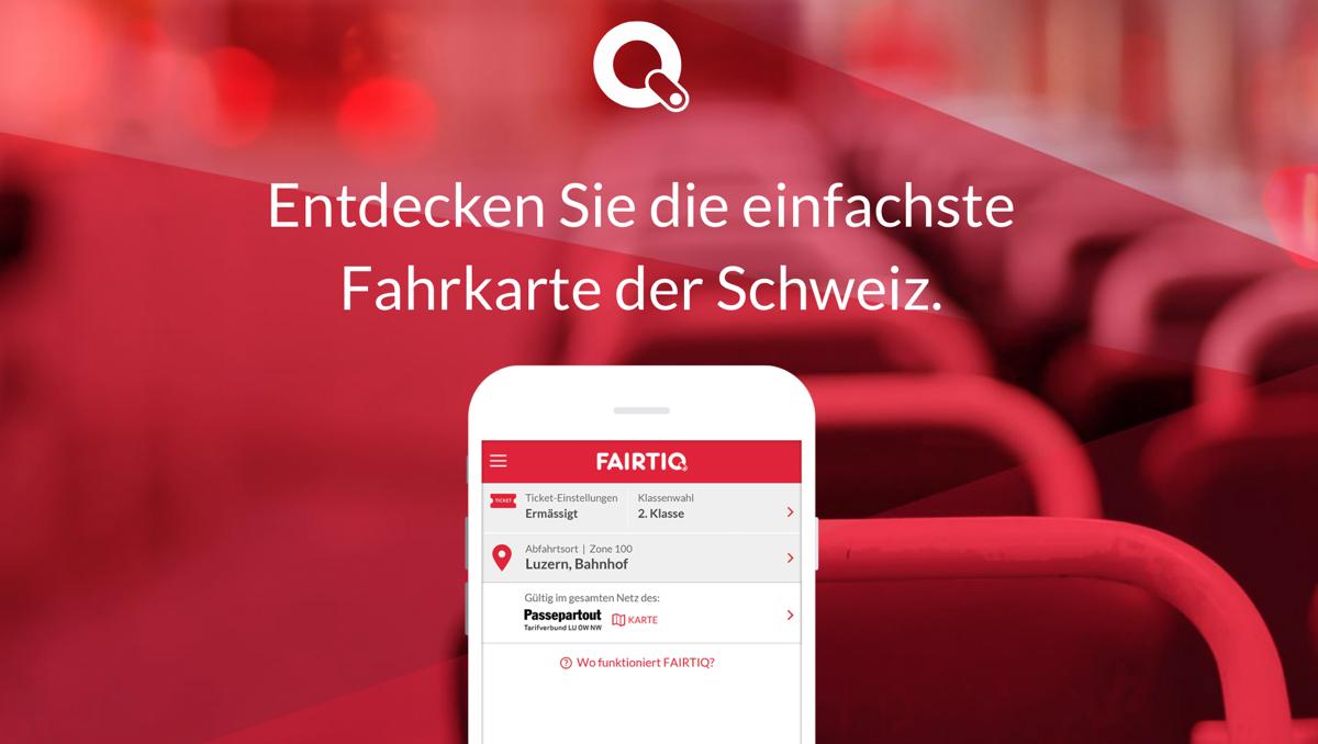 Fairtiq – einfaches Zugfahren?