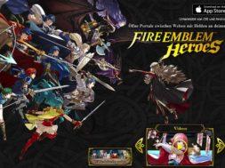 Fire Emblem Heroes Header