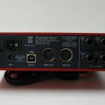 Focusrite Scarlett 6i6 - neues Audiointerface für den #GeekTalk Podcast