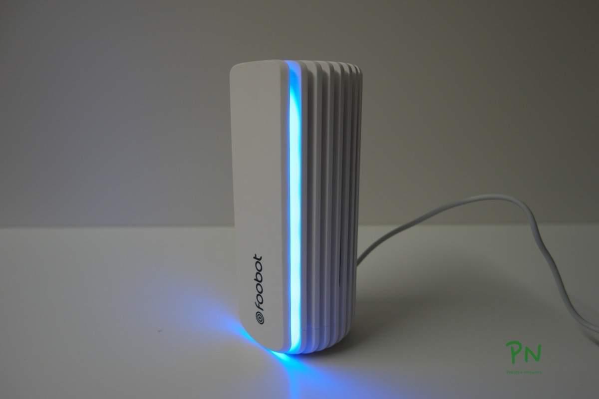 Foobot Home – Wie ist die Luft in deiner Wohnung