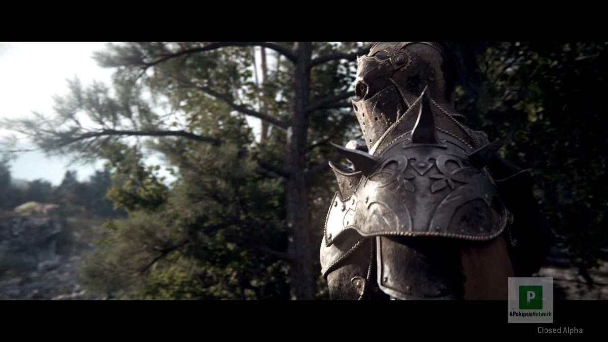 Der legendäre Krieger Appollyon