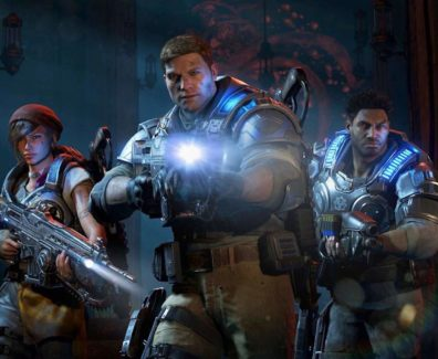 Gears of War Header