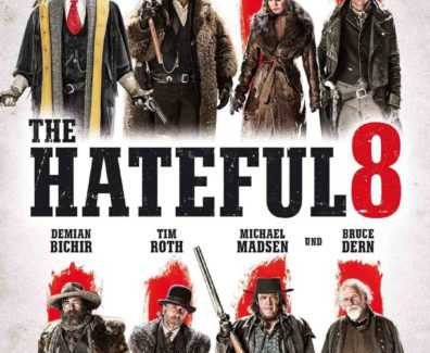 Hateful Eight – Artwork