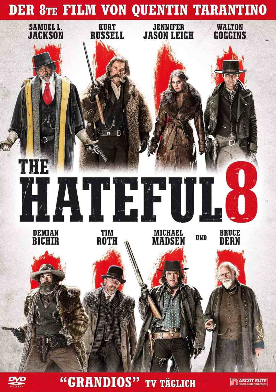The Hateful Eight inkl. Wettbwerb