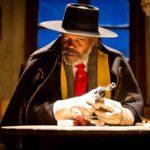 Hateful Eight - Szenen - 02 Major Marquis Warren (Samuel L. Jackson)
