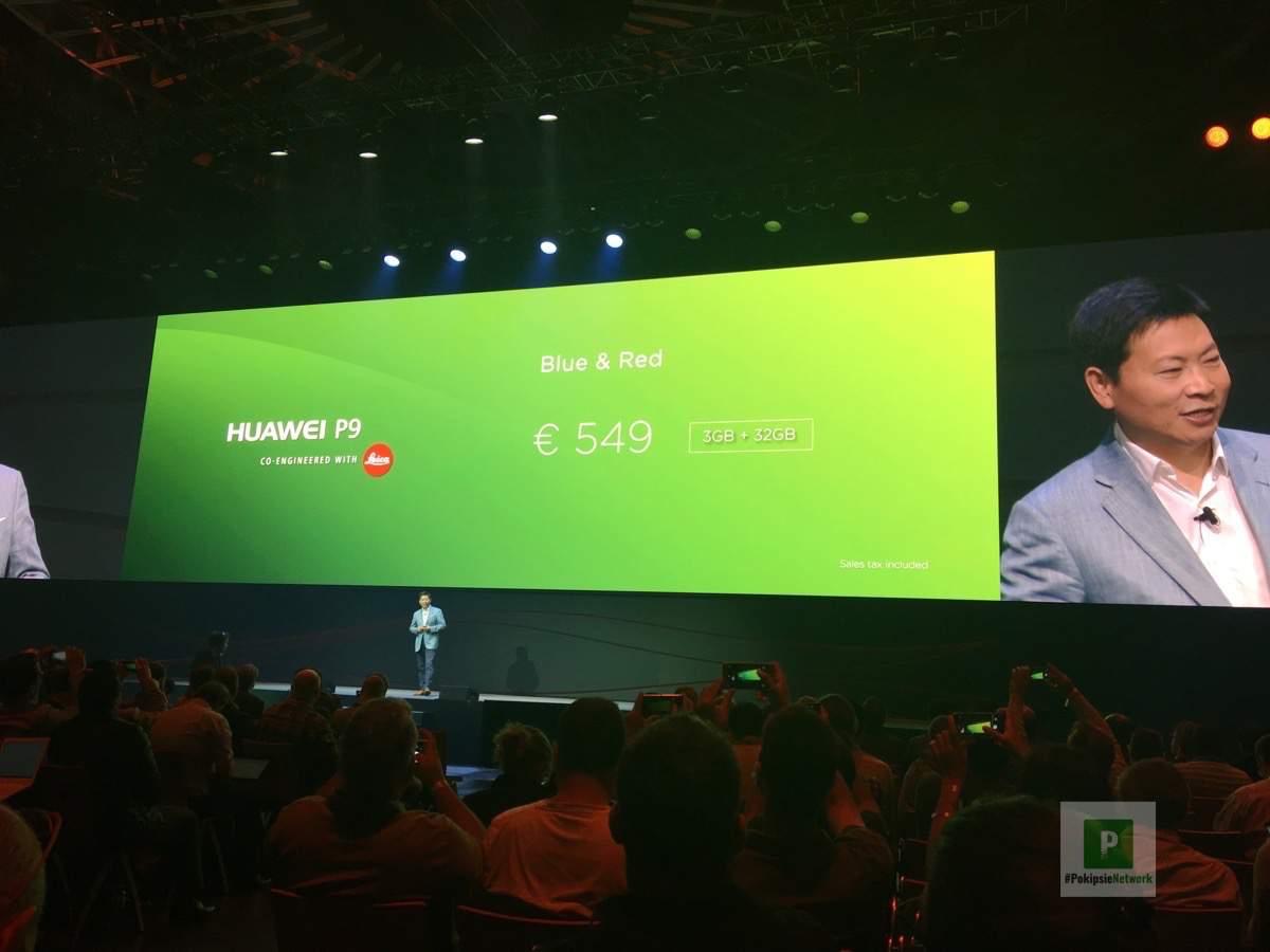 Huawei P9 Preise