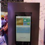 Samsung's Smarter Kühlschrank