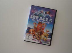 Ice Age 5 – Kollision Voraus DVD Cover