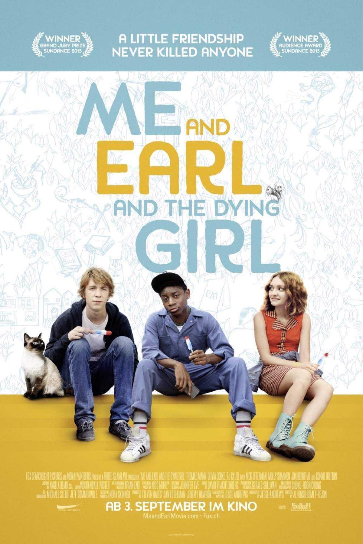 Ich und Earl und das Mädchen